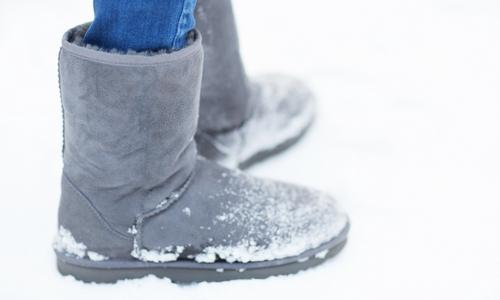 Women's snug boots