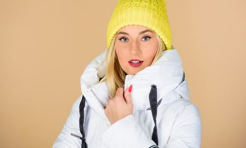 Women's sports winter jackets