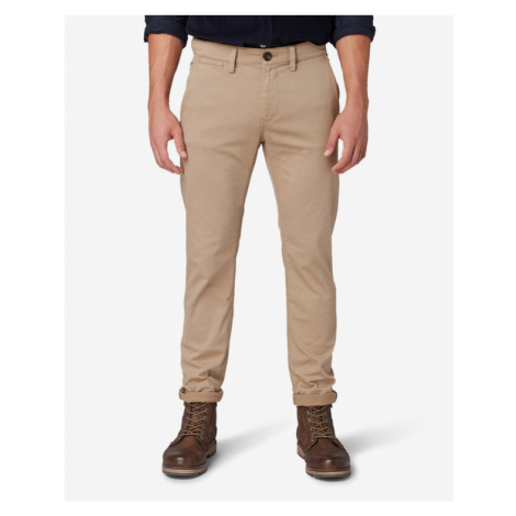 Tom Tailor Travis Chino Trousers Beige