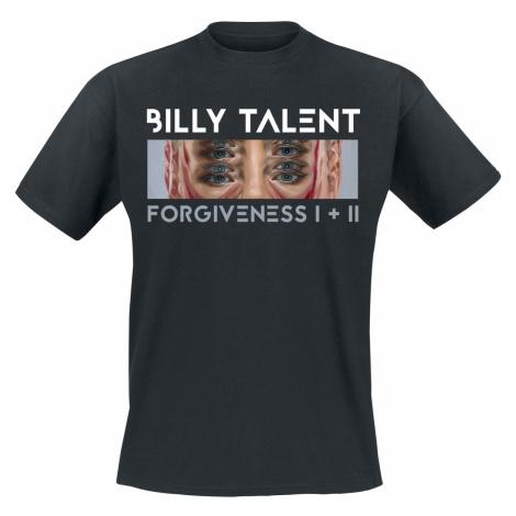 Billy Talent - Forgiveness Eyes - T-Shirt - black