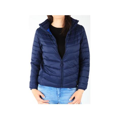 Lee Light Puffer Bright Navy L58PSZCF women's Jacket in Blue