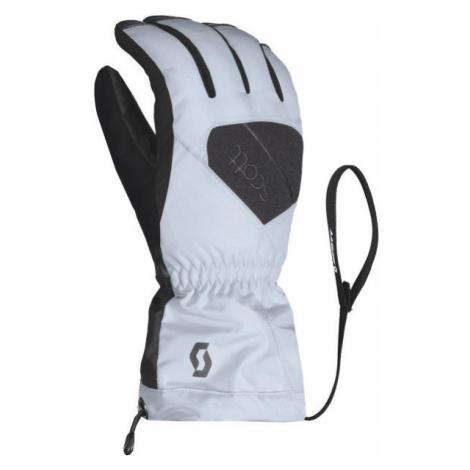 Scott ULTIMATE GTX W white - Women's ski gloves
