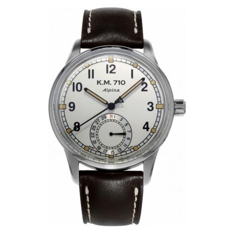 Mens Alpina Alpiner Heritage Automatic Watch AL-710KMV4E6