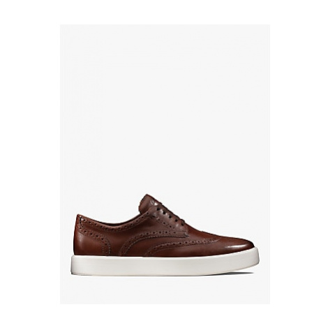 Clarks Hero Limit Brogue Detail Trainers