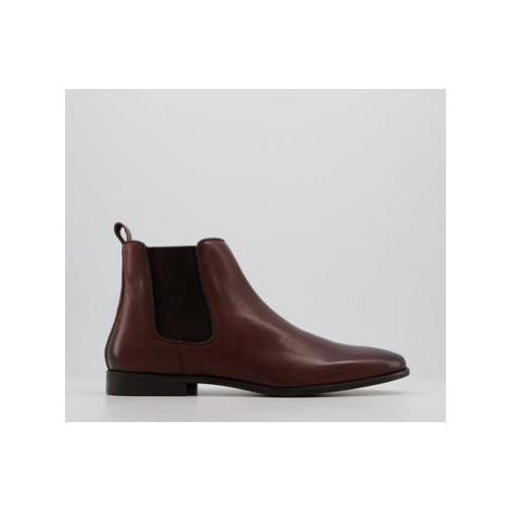Walk London Alfie Chelsea Boot BROWN