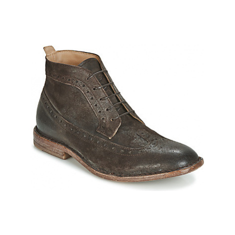 Moma BEDT BRUCCIUI women's Mid Boots in Brown