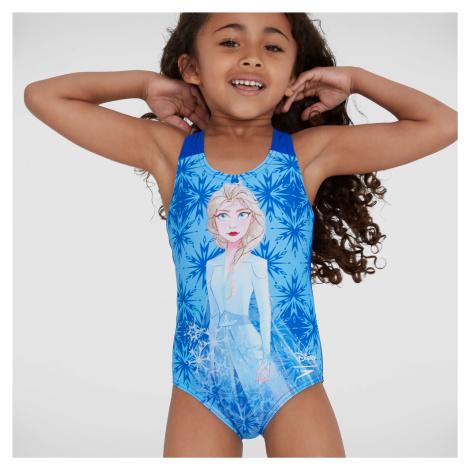Junior Disney Frozen 2 Elsa Swimsuit Speedo