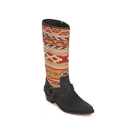 Sancho Boots CROSTA TIBUR GAVA women's High Boots in Brown