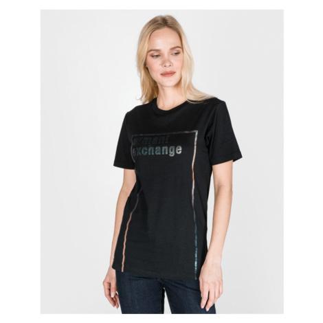 Armani Exchange T-shirt Black