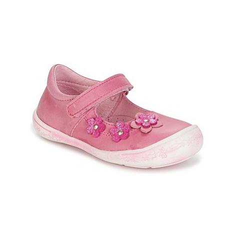 Citrouille et Compagnie MELINA girls's Children's Shoes (Pumps / Ballerinas) in Pink