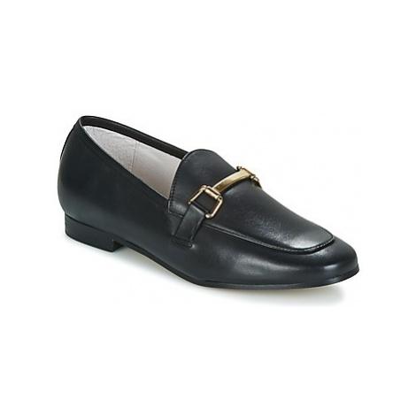 Jonak SEMPRE women's Loafers / Casual Shoes in Black