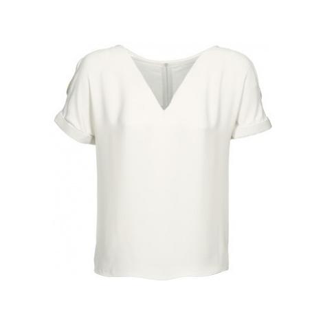 Naf Naf HARPI women's Blouse in White