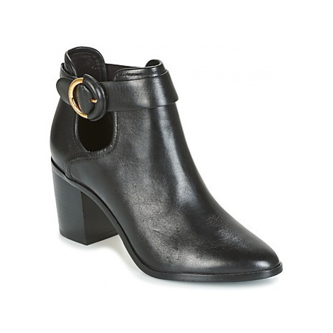 Ted Baker SYBELL women's Low Ankle Boots in Black