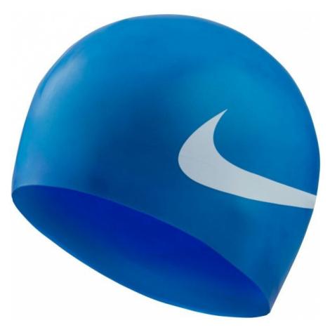 Nike BIG SWOOSH blue - Swimming cap