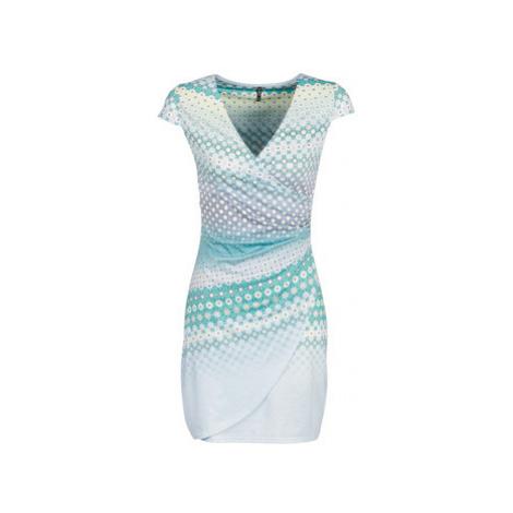Smash AVELINA women's Dress in Multicolour