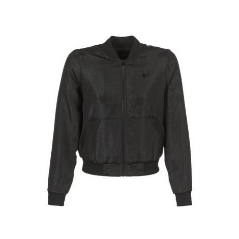 G-Star Raw STRETT SLIM BOMBER women's Jacket in Black