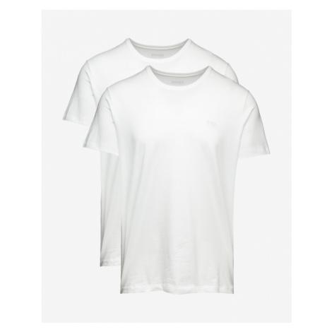 BOSS Undershirt 2 Piece White Hugo Boss
