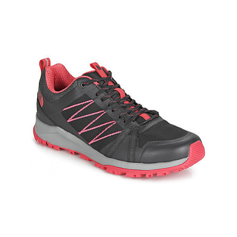 The North Face LITEWAVE FASTPACK II women's Running Trainers in Grey