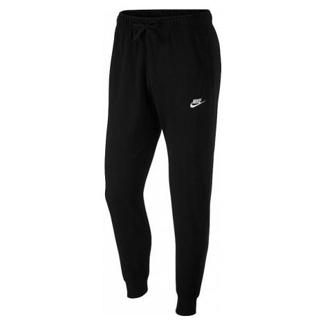 tracksuit Nike Sportswear Club Jogger Jersey - 010/Black/White - men´s