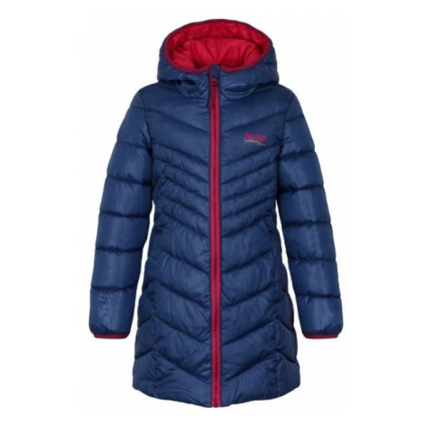 Loap INOKA blue - Girls' coat