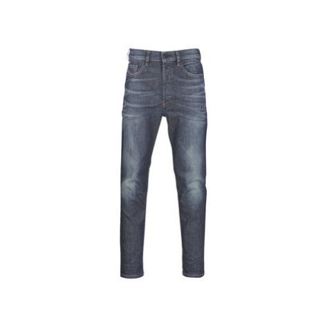 Diesel EETAR men's Skinny Jeans in Blue