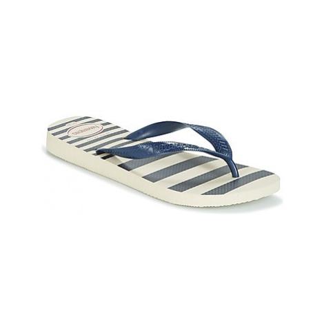 Havaianas TOP RETRO men's Flip flops / Sandals (Shoes) in Blue