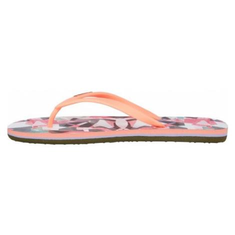O'Neill FW M & M PRINT light pink - Women's flip-flops