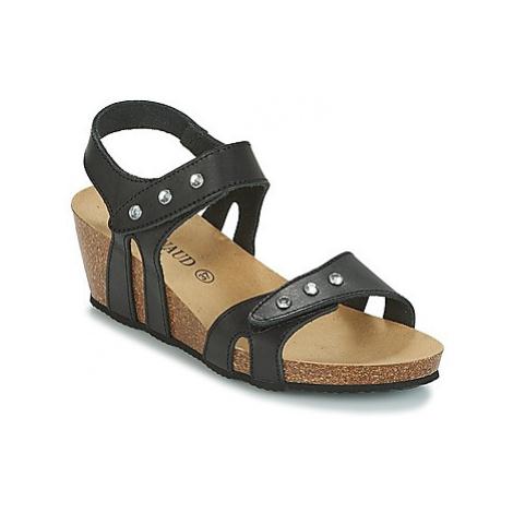 Rondinaud VERO-NOIR women's Sandals in Black