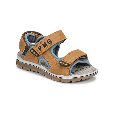 Primigi 3396722 boys's Children's Sandals in Brown