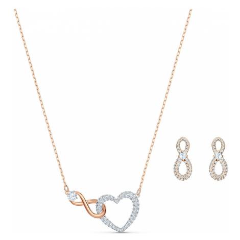 White women's jewellery sets