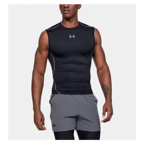 Men's HeatGear Armour Sleeveless Compression Shirt Under Armour