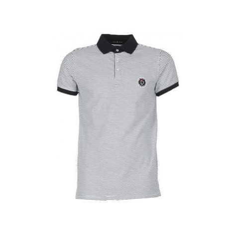 Deeluxe BREST men's Polo shirt in Grey