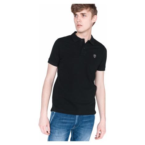 Replay Polo Shirt Black
