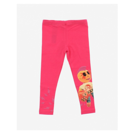 Diesel Kids Leggings Pink