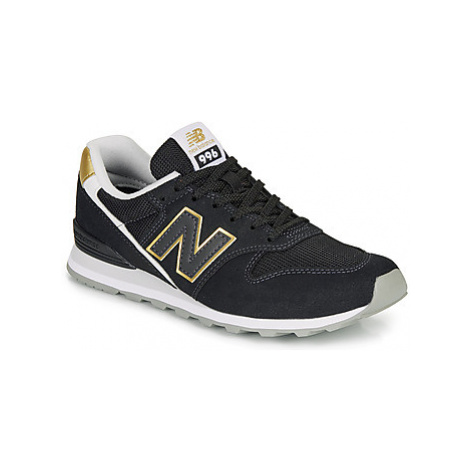 New Balance 996 women's Shoes (Trainers) in Black