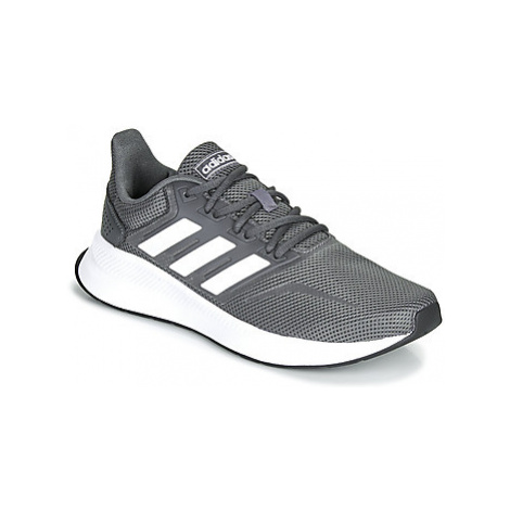 Adidas RUNFALCON men's Shoes (Trainers) in Grey