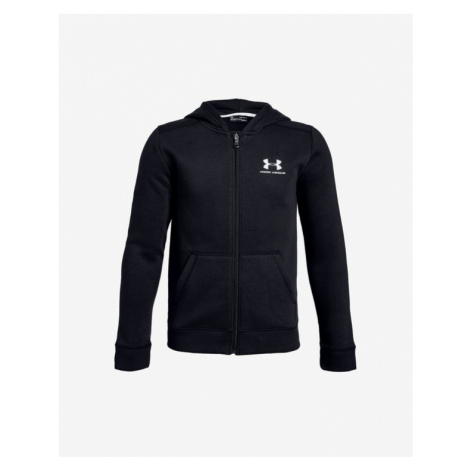 Under Armour Rival Kids sweatshirt Black