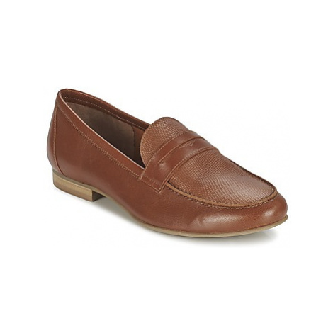 Betty London EJODEME women's Loafers / Casual Shoes in Brown
