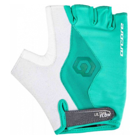Arcore SOLO gray - Short finger cycling gloves