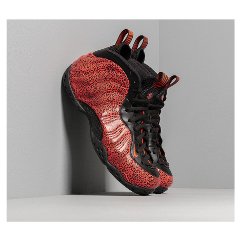 Nike Air Foamposite One Black/ Bright Crimson-Total Crimson