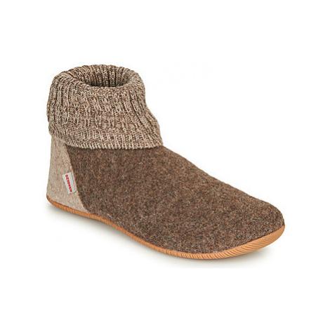 Giesswein WILDPOLDSRIED men's Slippers in Brown