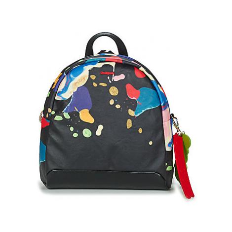 Desigual ARTY COOPER VENICE MINI women's Backpack in Black
