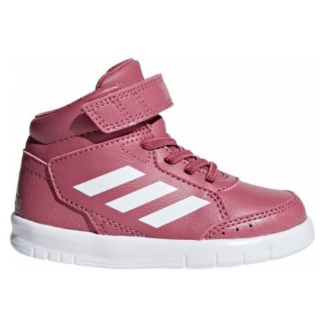 adidas ALTASPORT MID BTW K pink - Children's ankle shoes