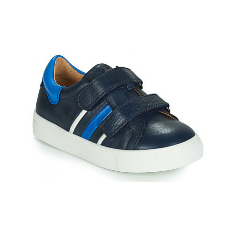 Acebo's TIMOTI boys's Children's Shoes (Trainers) in Blue