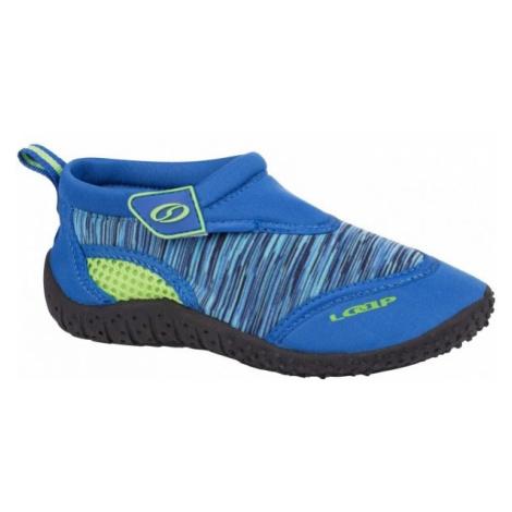 Loap SMART blue - Kids' water shoes