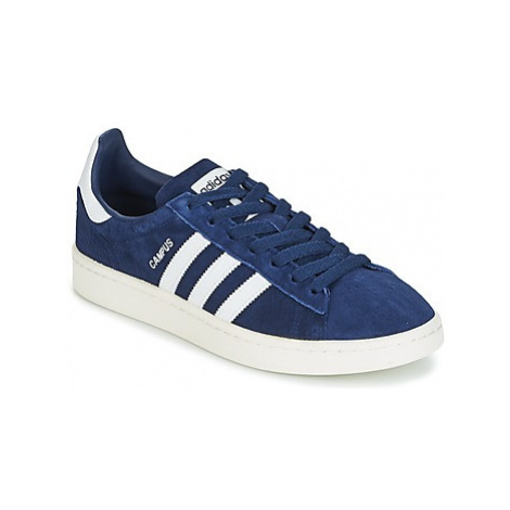 Adidas CAMPUS women's Shoes (Trainers) in Blue