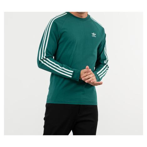 adidas 3-Stripes Tee Noble Green/ Vapor Green