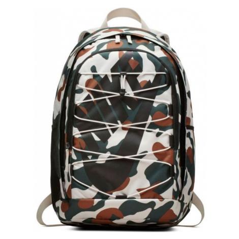 Nike HAYWARD 2.0 AOP CAMO beige - Backpack