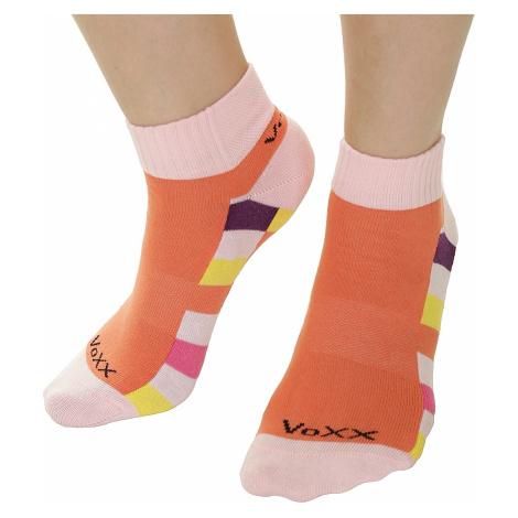 Voxx Kvadra Socks - Multicolor/Light Pink