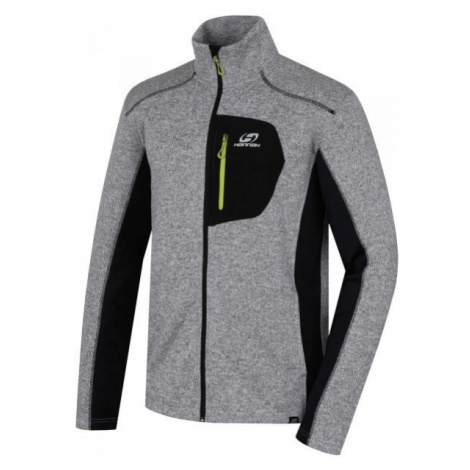 Hannah SCARY gray - Men's functional sweater